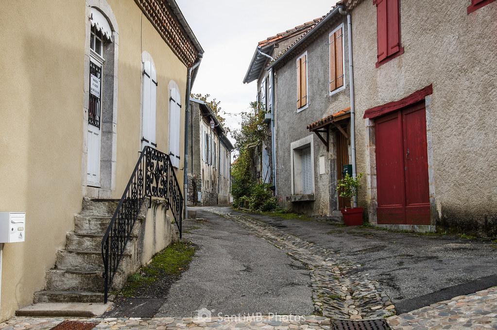 Rue latérale